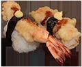 Foto Tempura Ebi Sushi