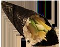 Foto Vegetarian Temaki