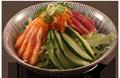 Foto Sashimi Salad